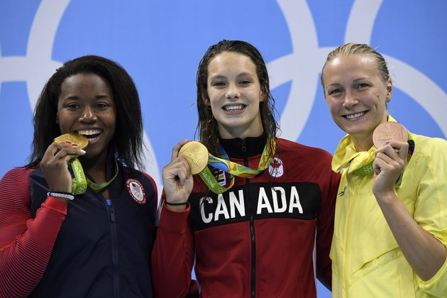 CORRECTION-SWIMMING-OLY-2016-RIO-PODIUM
